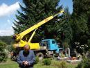 Hřbitovní kříž v Lázních Libverda   obnova (18)