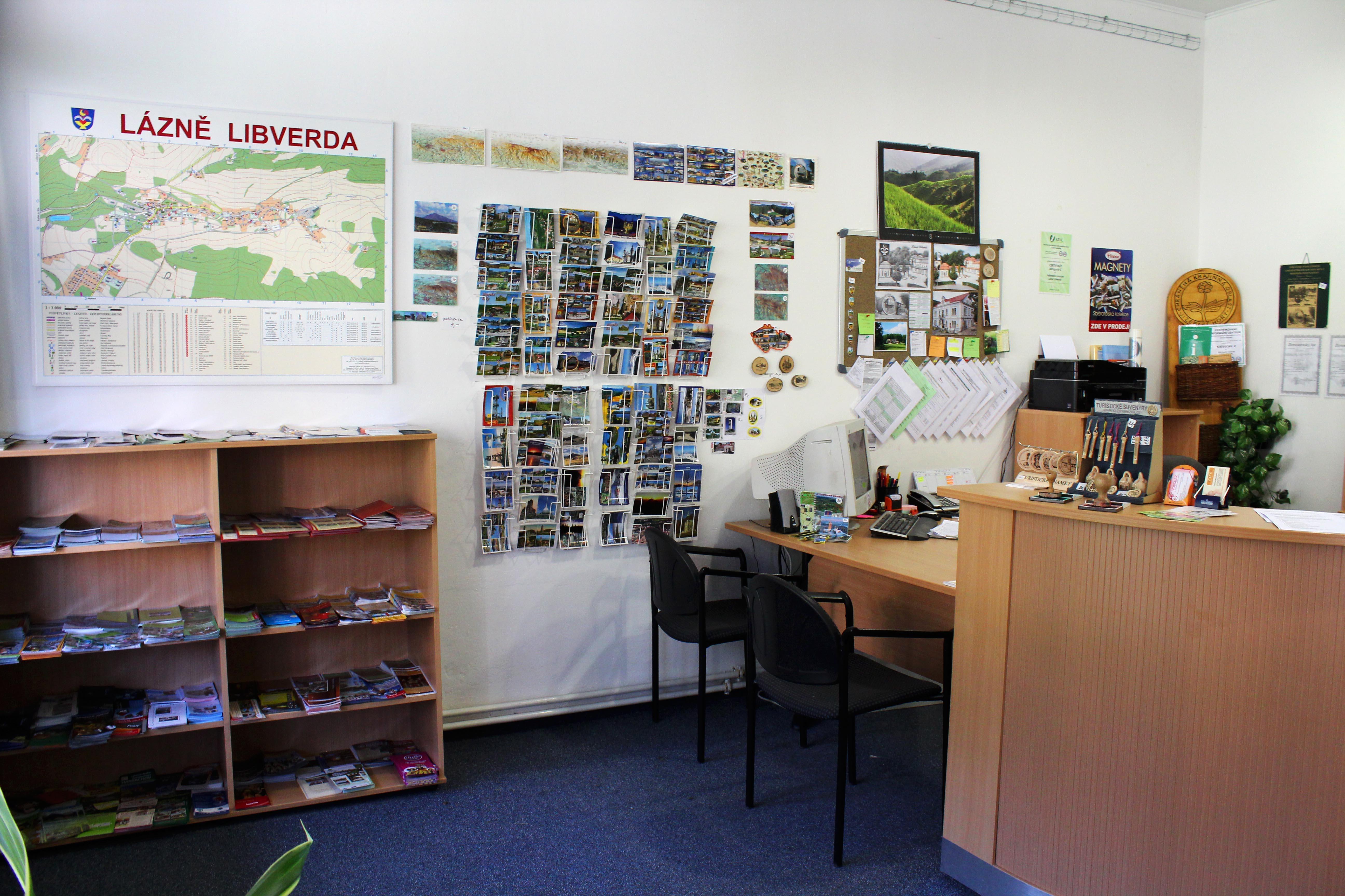 Informační centrum (1), obrázek se otevře v novém okně