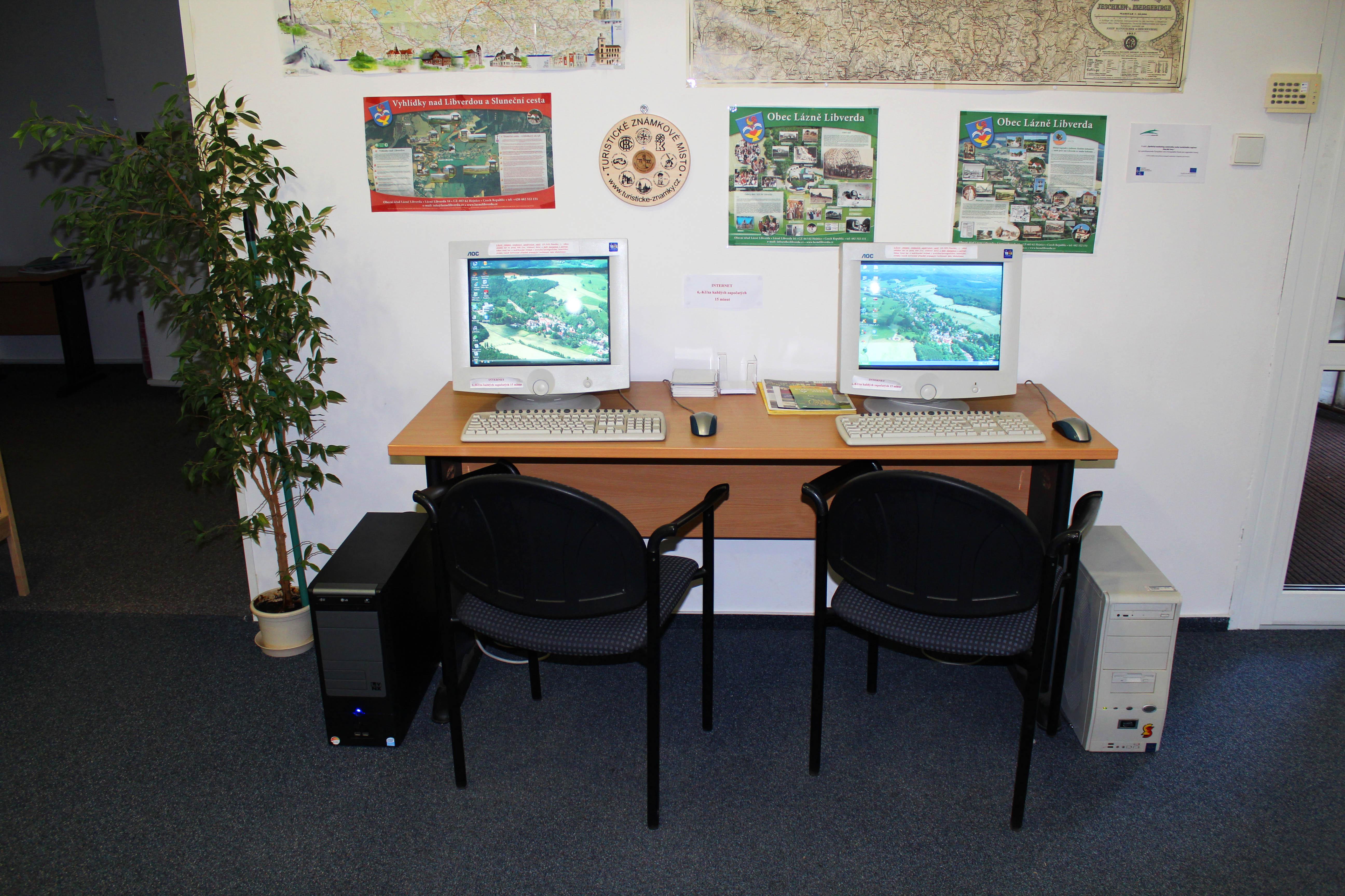 Informační centrum (2), obrázek se otevře v novém okně