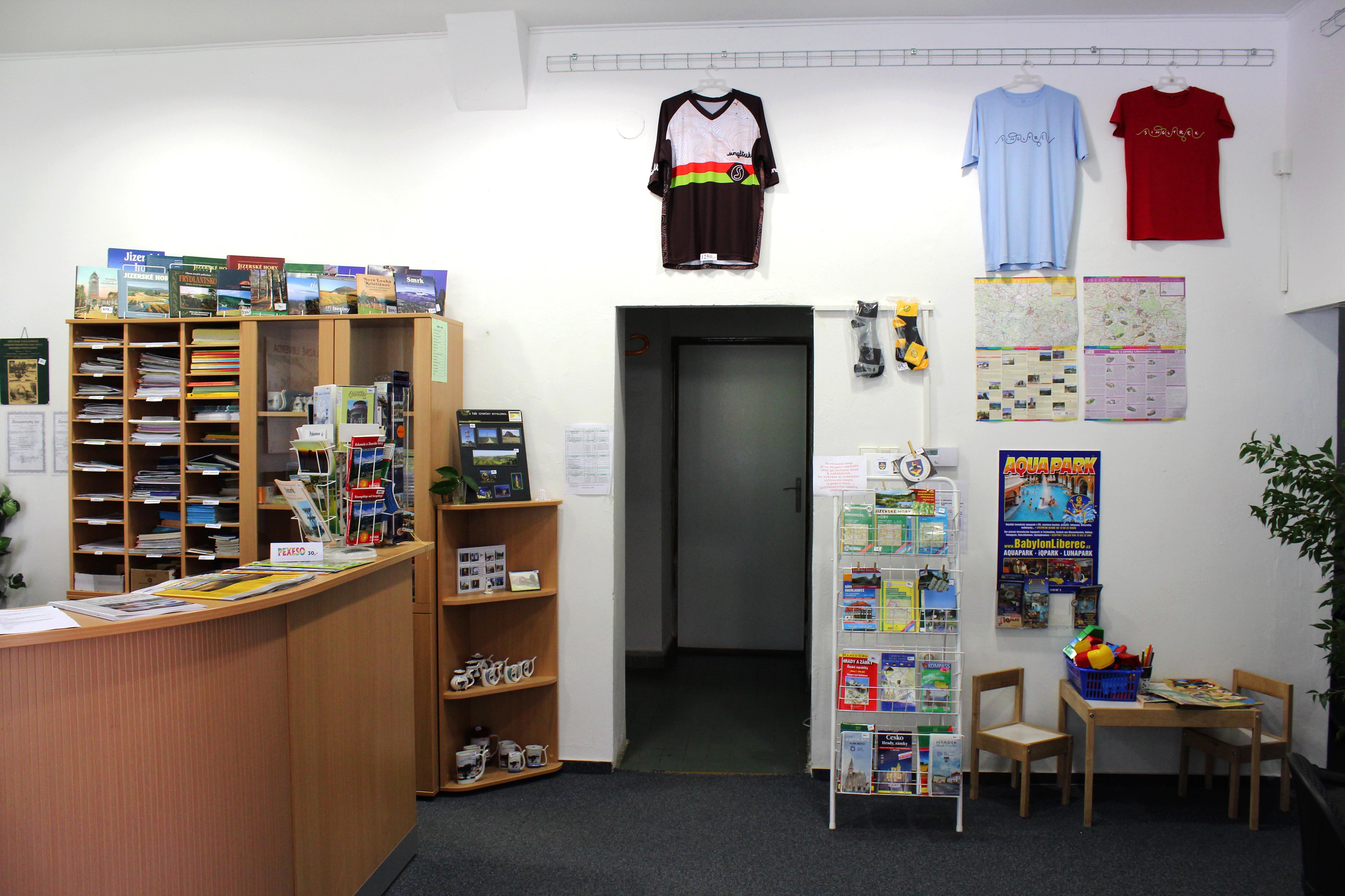 Informační centrum (7), obrázek se otevře v novém okně