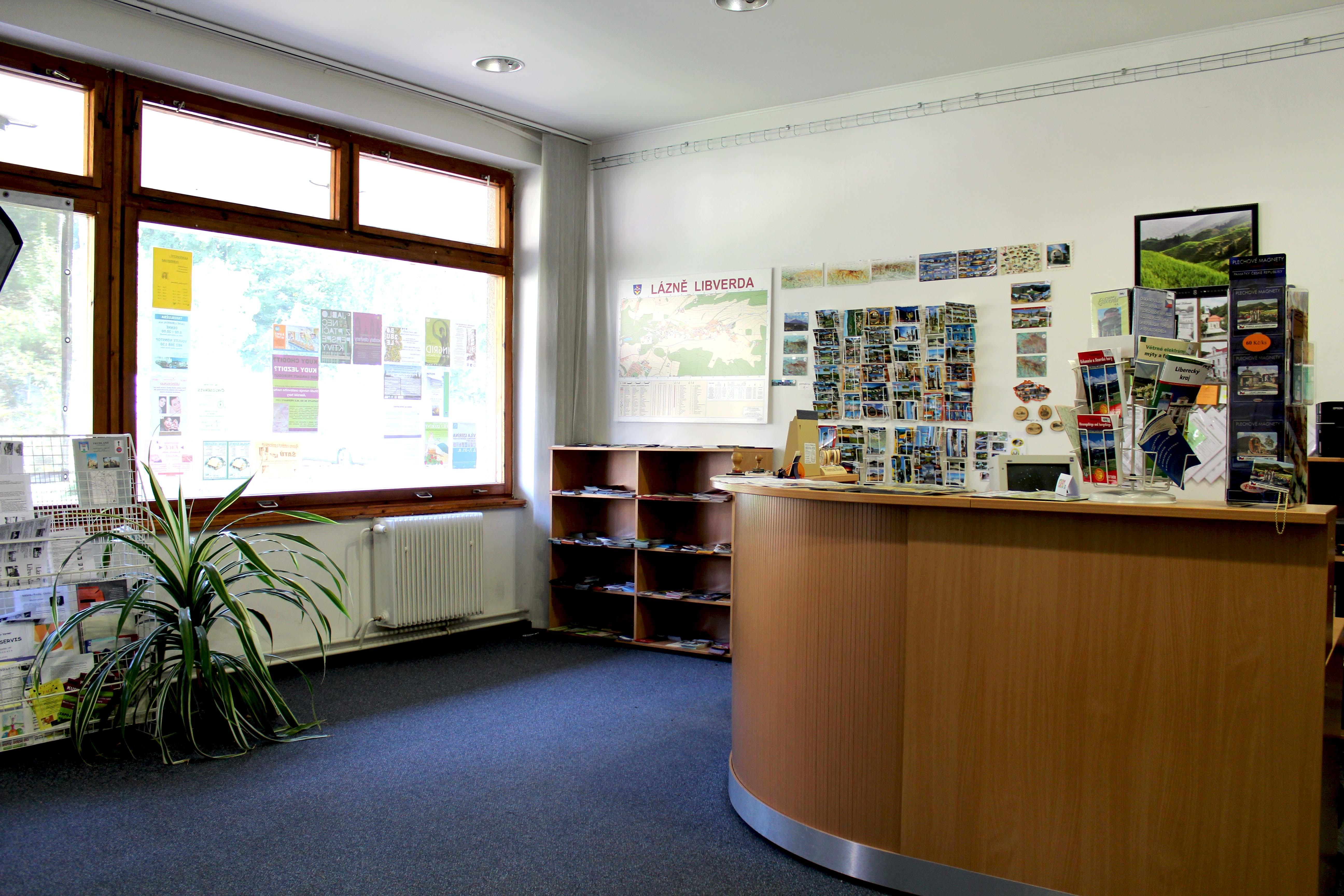 Informační centrum (6), obrázek se otevře v novém okně